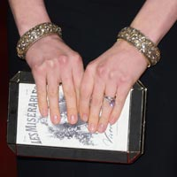 Anne Hathaway's bespoke Les Mis clutch leads best BAFTA accessories