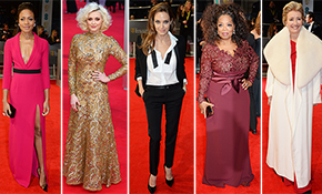 Vote: Who was the best dressed guest at the BAFTAs?