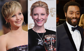 BAFTAs 2014: the winners revealed