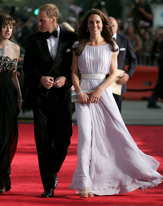 William and Kate will be at the Baftas