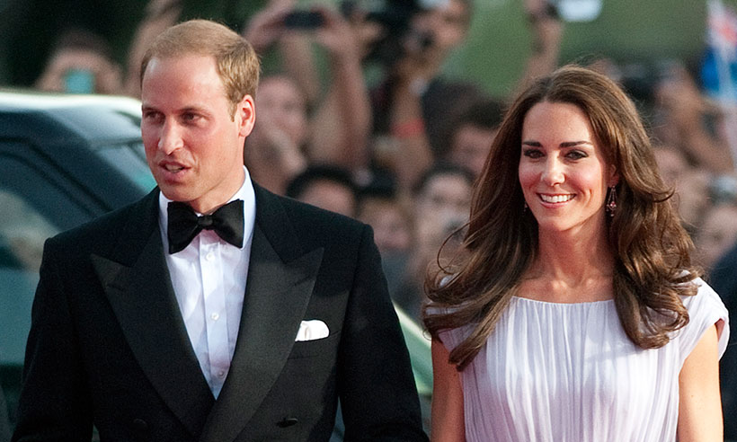 Prince William and Kate will attend the British Academy Film Awards ceremony