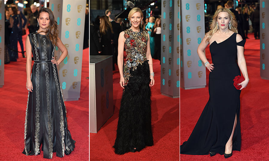 The best ever BAFTA dresses