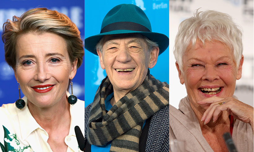 QUIZ: Which British acting legend are you?