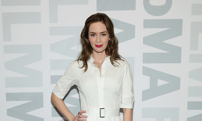 Emily Blunt plans tequila shot before BAFTA red carpet