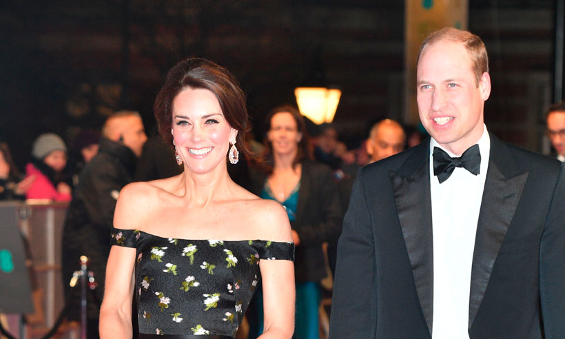 Duchess Kate steals the show at 2017 BAFTAs