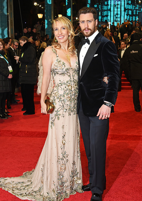 sam taylor johnson aaron johnson baftas 2017