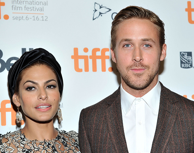 ryan gosling eva mendes together
