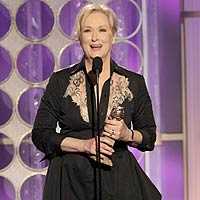 Take two: Meryl Streep has a chance to atone for Globes slip