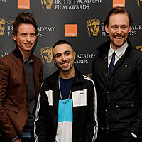 BAFTA Boys: Meet the rising stars of 2012