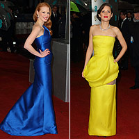 BAFTAs 2013: Vote for the night's best dressed