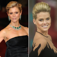Get the look: picture-perfect hairstyles from BAFTA beauties