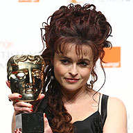Thanks to the royals: Helena on 'King's Speech' Bafta win