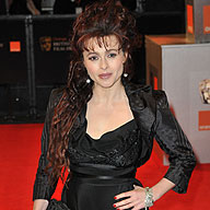 Helena is 'Queen' of the Bafta red carpet